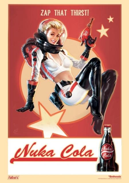 Постер (плакат) Fallout