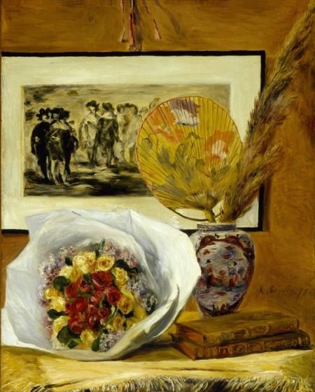 Постер на подрамнике Французскя живопись. Пьер Огюст Ренуар