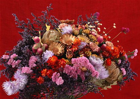 Постер на подрамнике Цветы