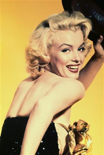 Постер на подрамнике Улыбка Мэрилин Монро
