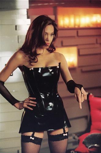 Постер на подрамнике Angelina Jolie - Анджелина Джоли