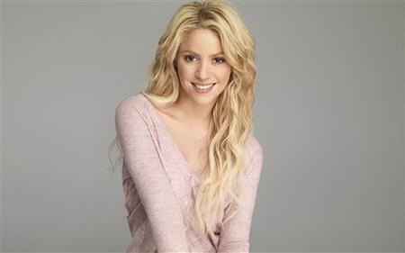 Плакат Shakira - Шакира