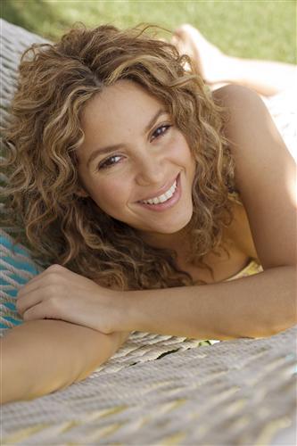 Постер на подрамнике Shakira - Шакира