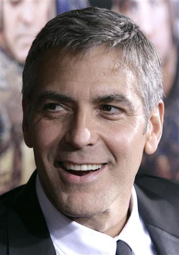 Постер (плакат) George Clooney - Джордж Клуни