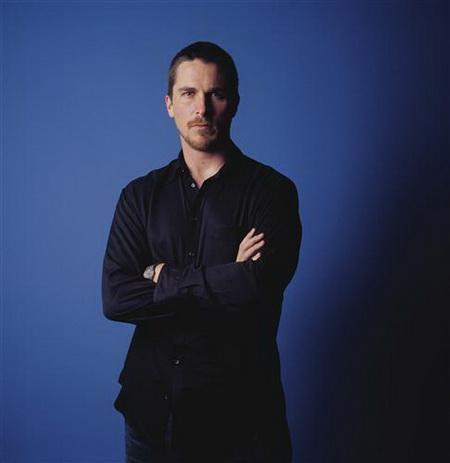 Постер на подрамнике Christian Bale - Кристиан Бэйл