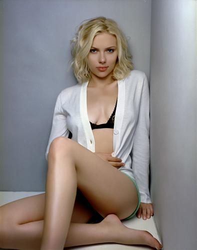Постер на подрамнике Scarlett Johansson - Скарлетт Йоханссон