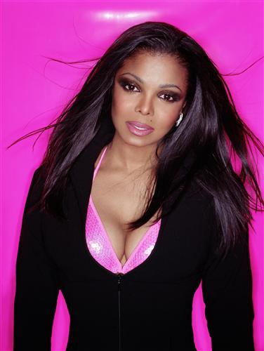 Плакат Janet Jackson - Джанет Джексон