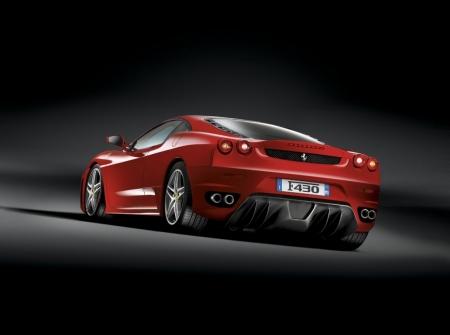 Плакат Ferrari F430