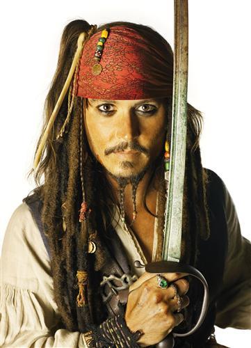 Плакат Johnny Depp - Джонни Депп
