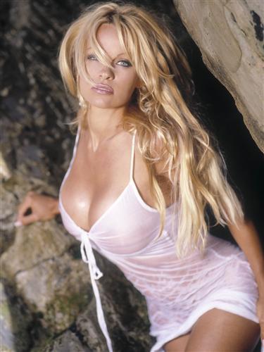 Постер на подрамнике Pamela Anderson - Памела Андерсон