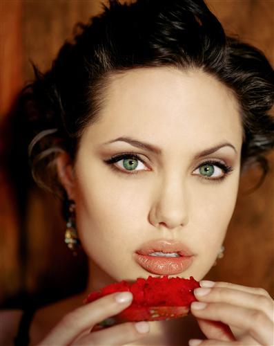 Постер на подрамнике Angelina Jolie - Анжелина Джоли
