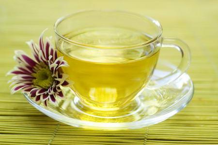 Постер на подрамнике Цветочный чай