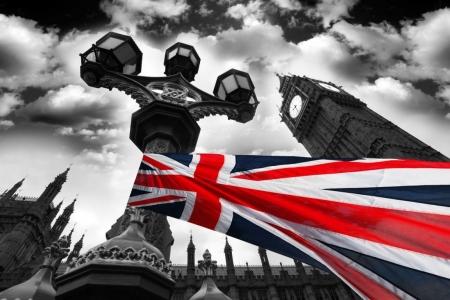Постер на подрамнике Биг-Бен ( Big Ben). Лондон. Англия