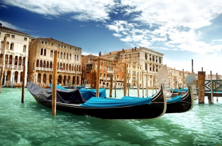 Постер на подрамнике Венеция