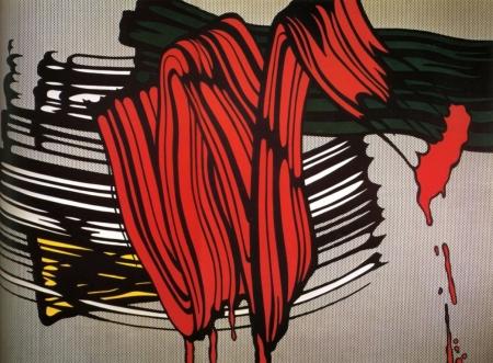 Постер Рой Лихтенштейн. Поп-арт