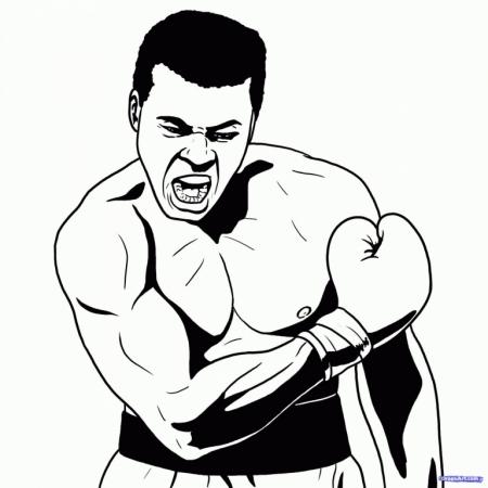 Плакат Muhammad Ali
