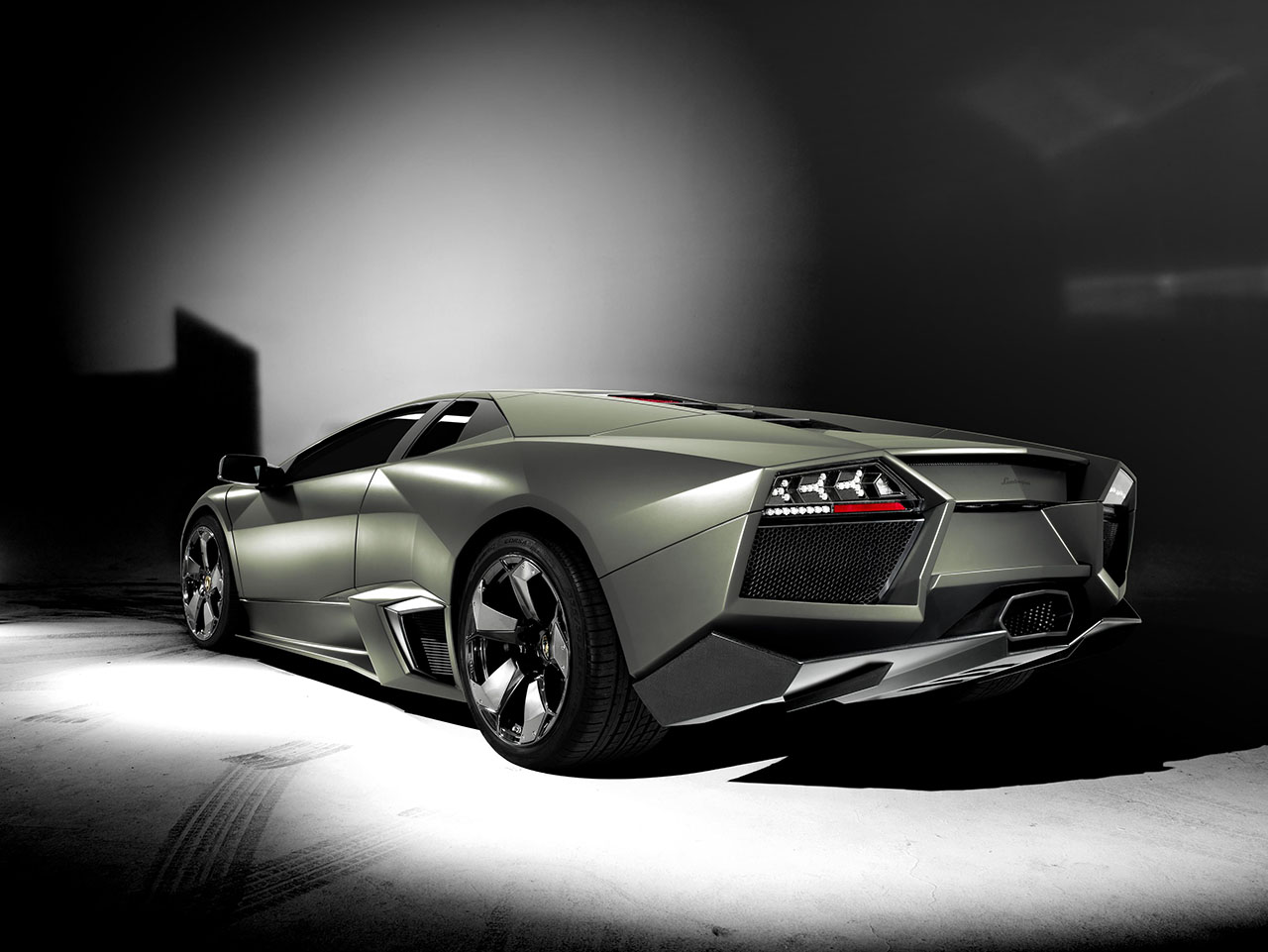 Постер на подрамнике Lamborghini-21