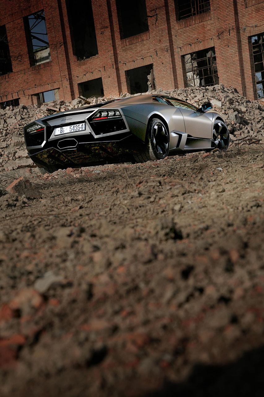 Плакат Lamborghini-35