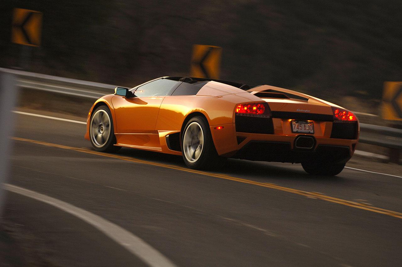 Плакат Lamborghini-50