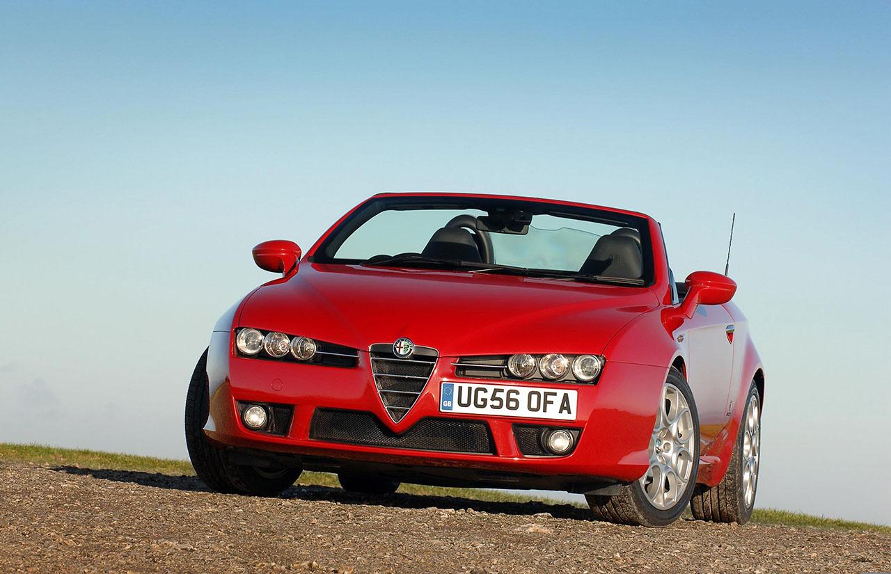 Плакат Alfa Romeo-29