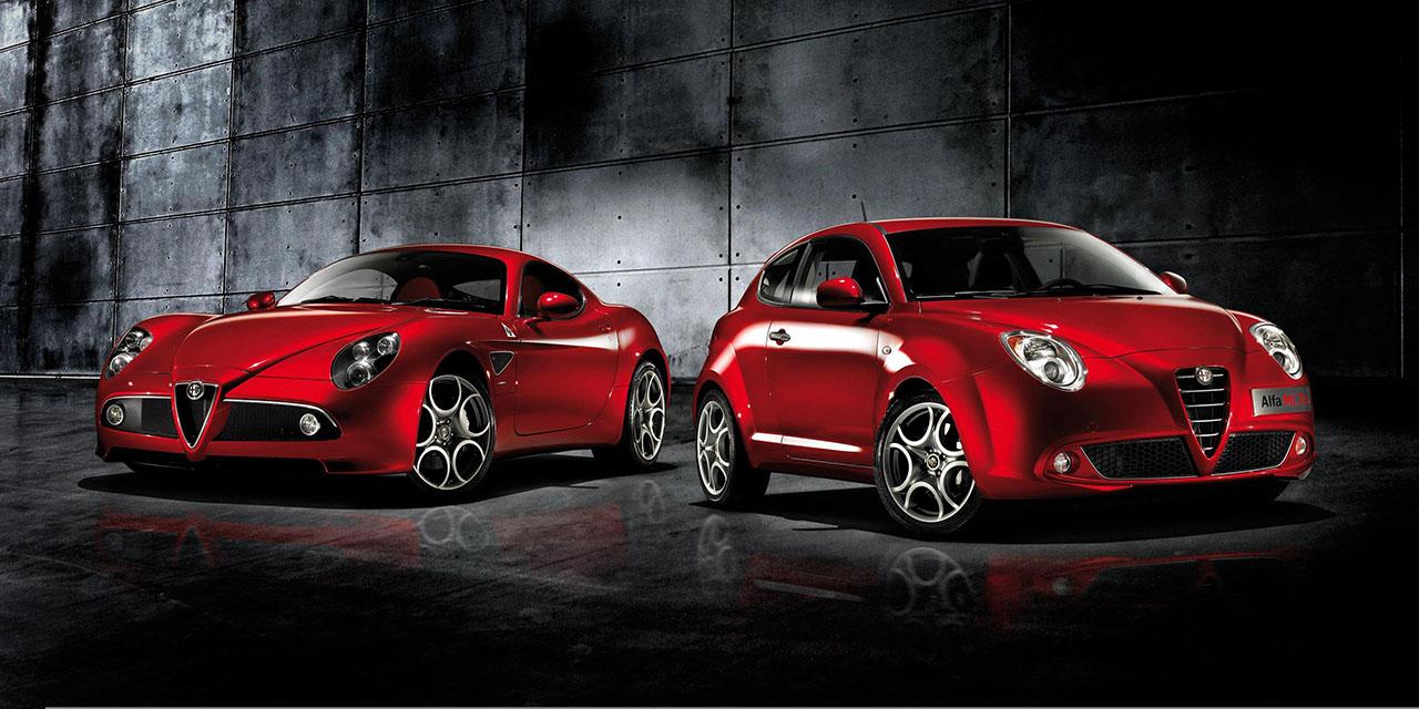Постер на подрамнике Alfa Romeo-62