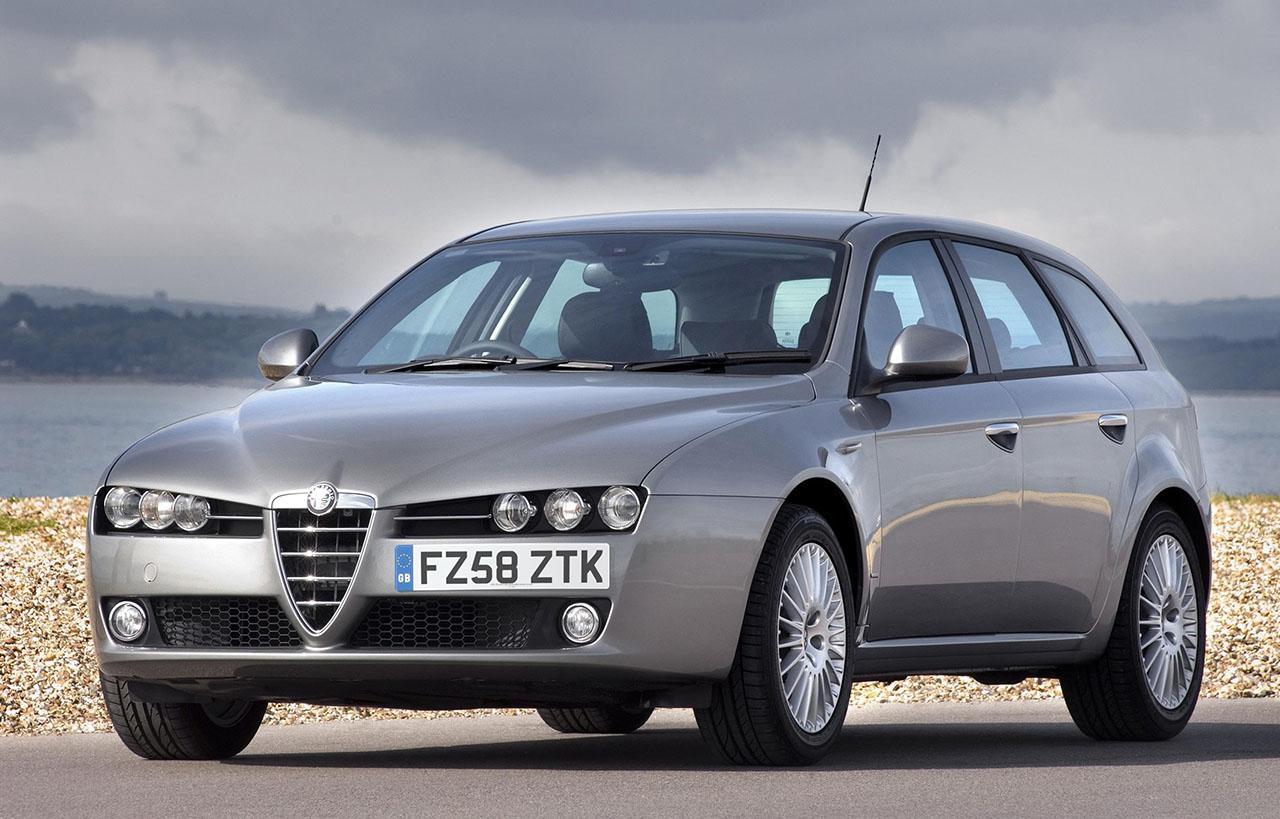 Постер на подрамнике Alfa Romeo-154