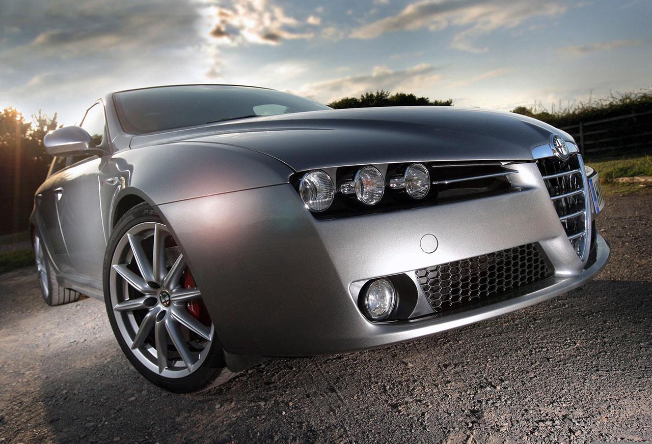 Постер на подрамнике Alfa Romeo-178