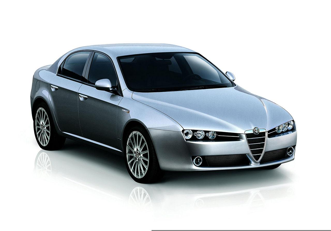 Постер на подрамнике Alfa Romeo-184