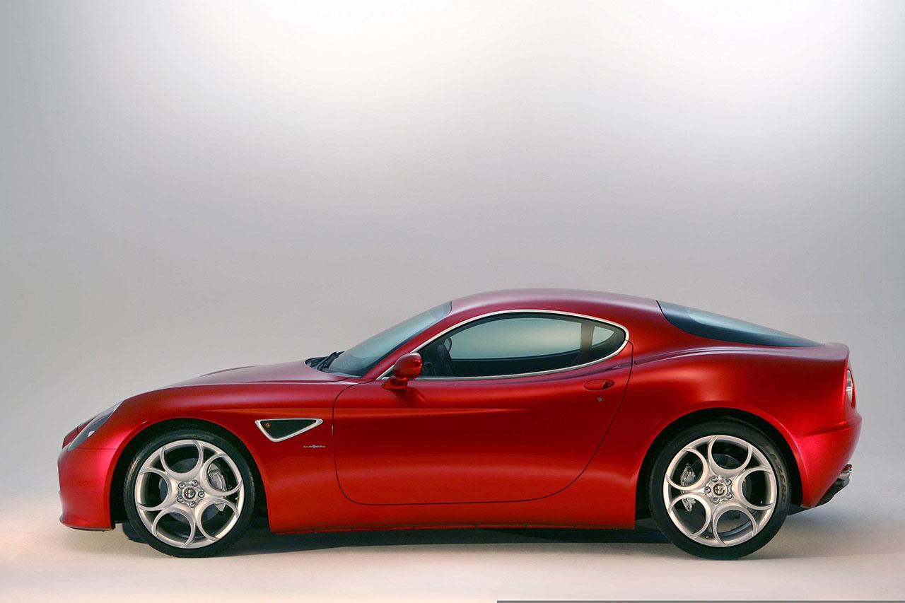 Постер на подрамнике Alfa Romeo-272
