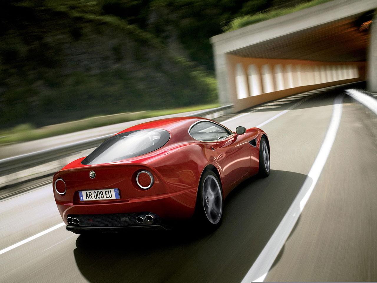 Постер на подрамнике Alfa Romeo-278