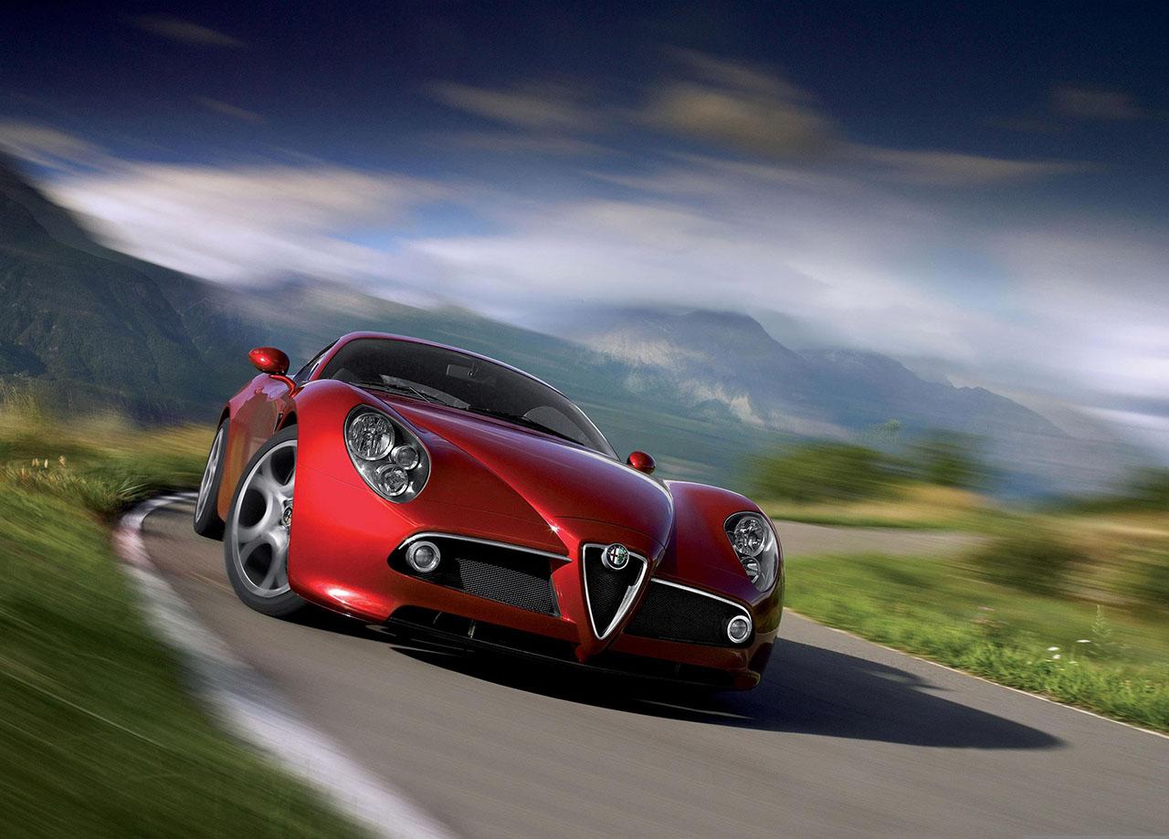 Плакат Alfa Romeo-280