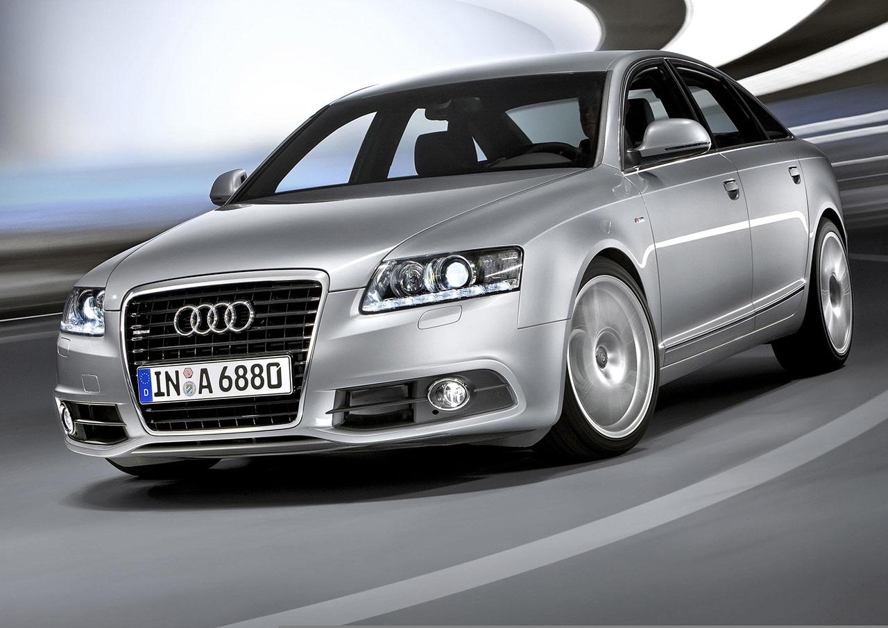 Постер на подрамнике Audi-16