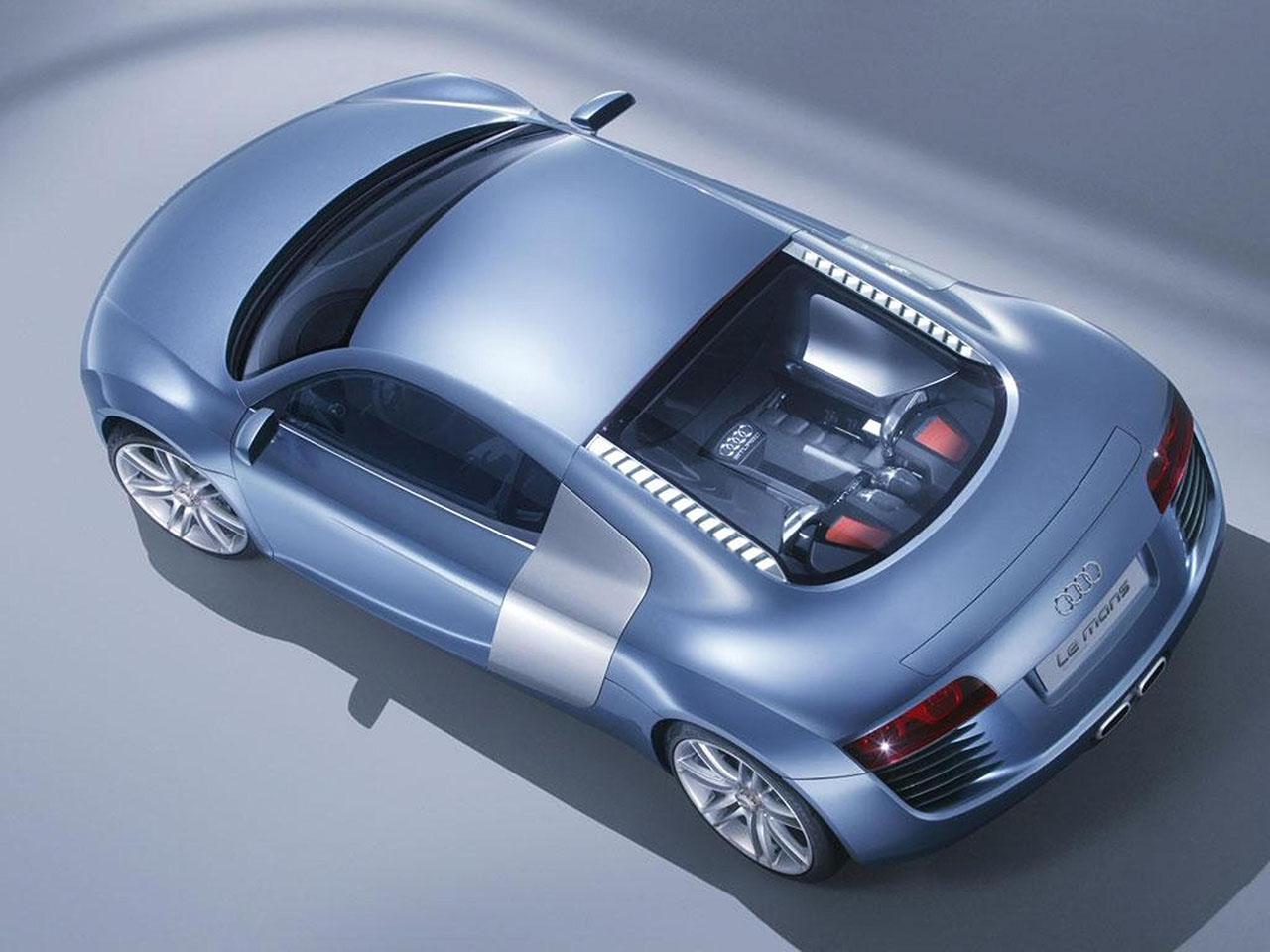 Плакат Audi-136
