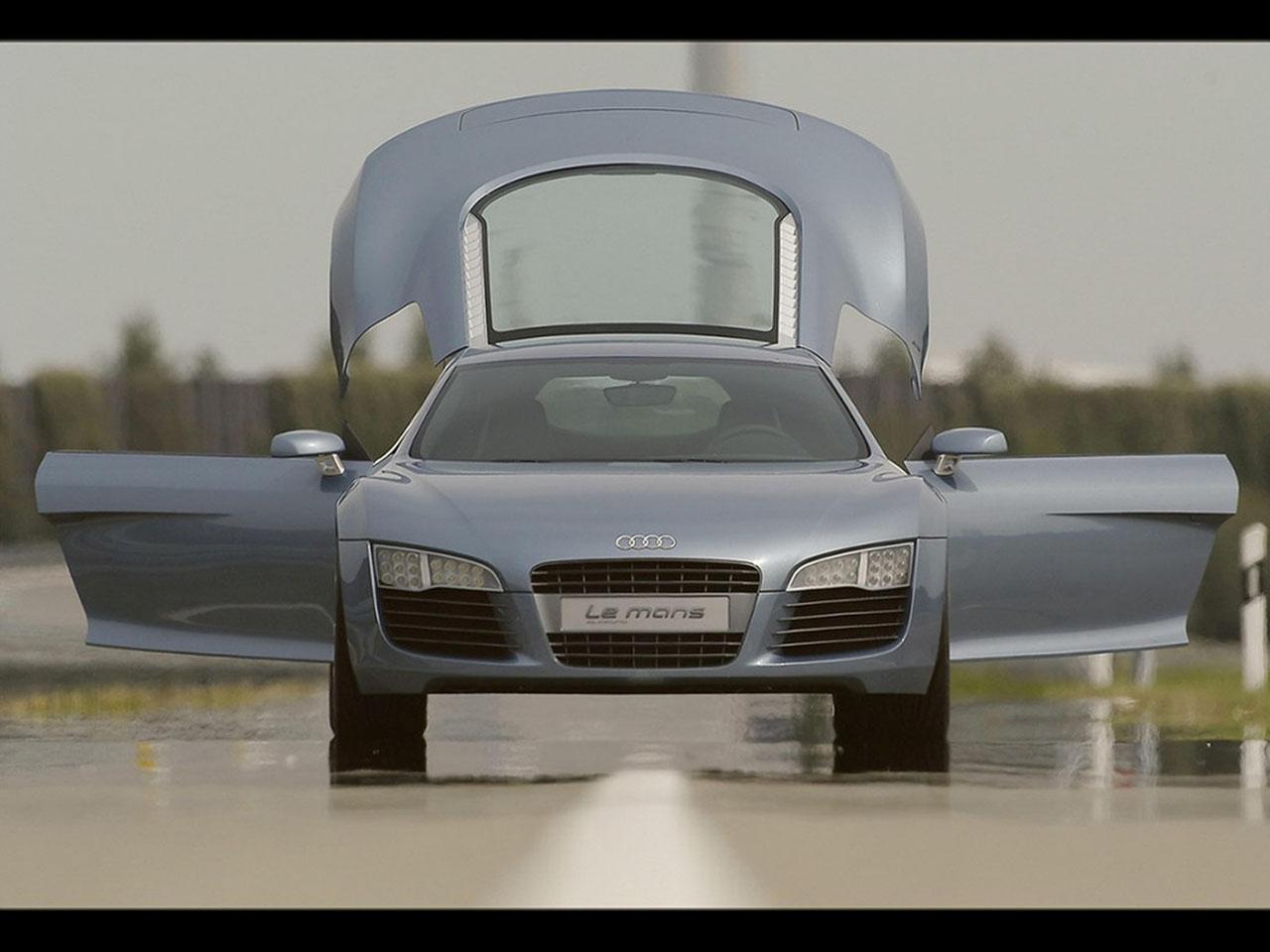Постер на подрамнике Audi-137