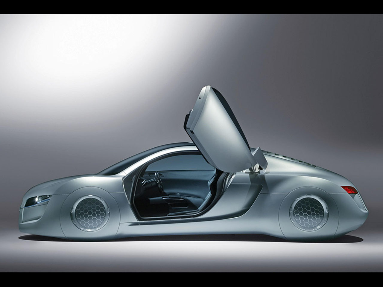 Постер на подрамнике Audi-185