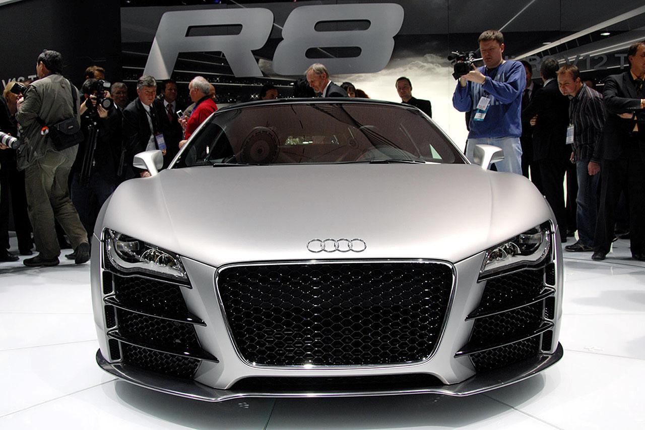 Постер на подрамнике Audi-193