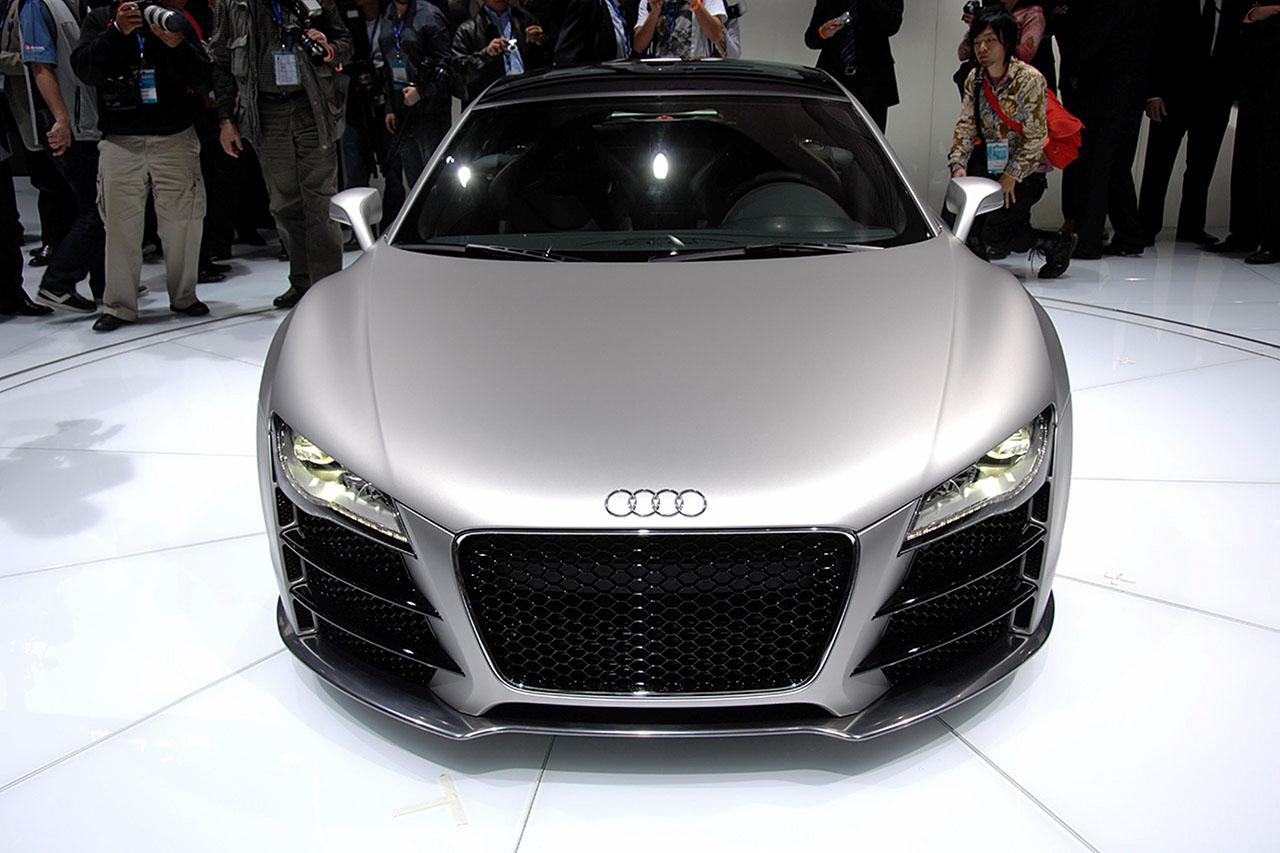 Постер на подрамнике Audi-201