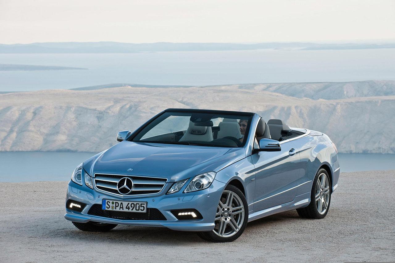 Плакат Mercedes-116