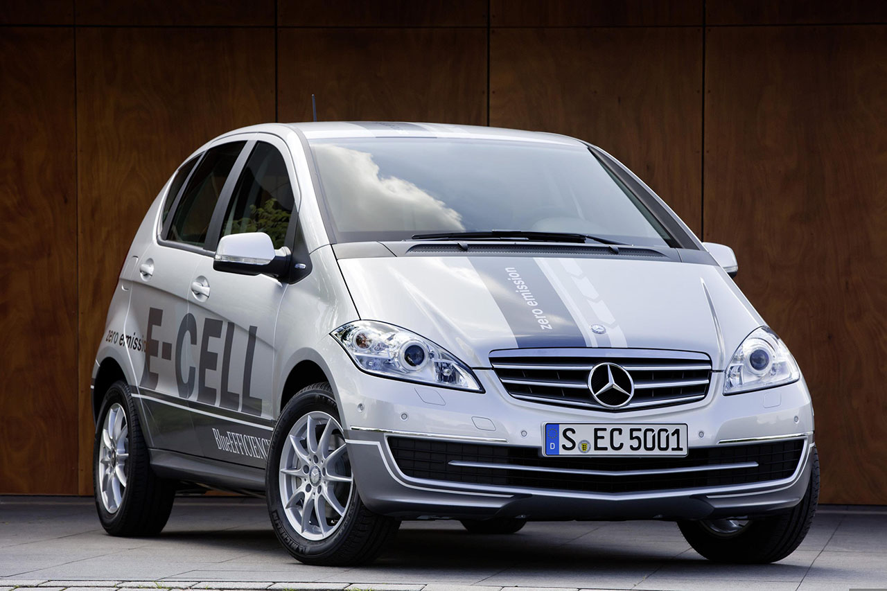 Постер на подрамнике Mercedes-128