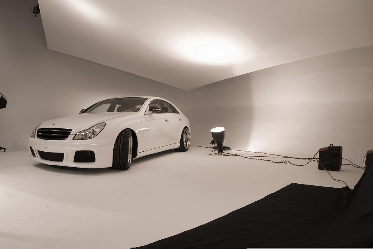 Плакат Mercedes-151