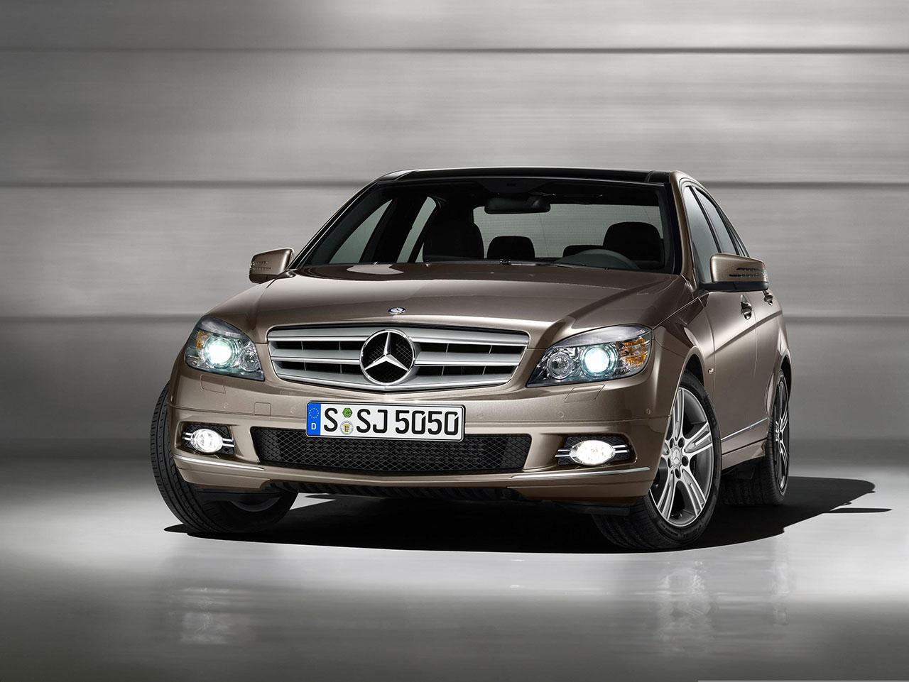 Плакат Mercedes-172