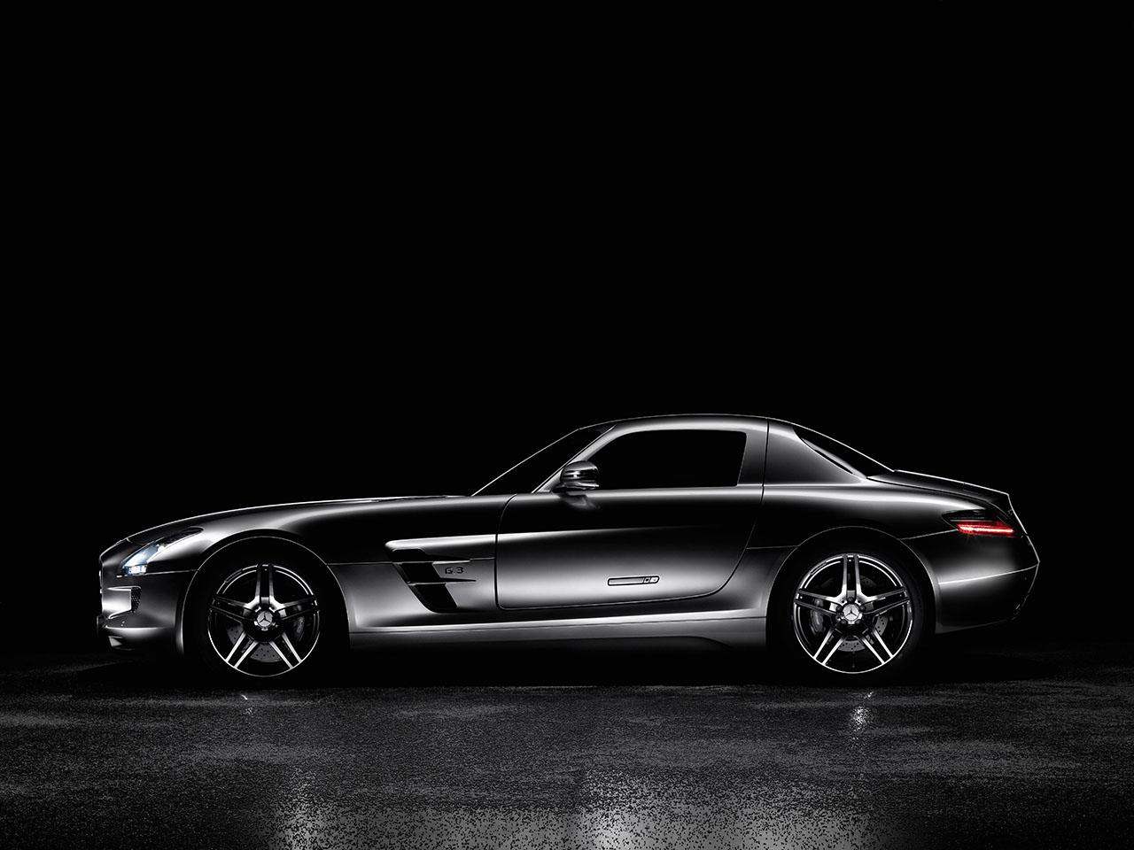 Постер на подрамнике Mercedes-200