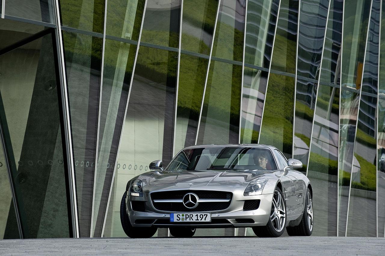 Постер на подрамнике Mercedes-207