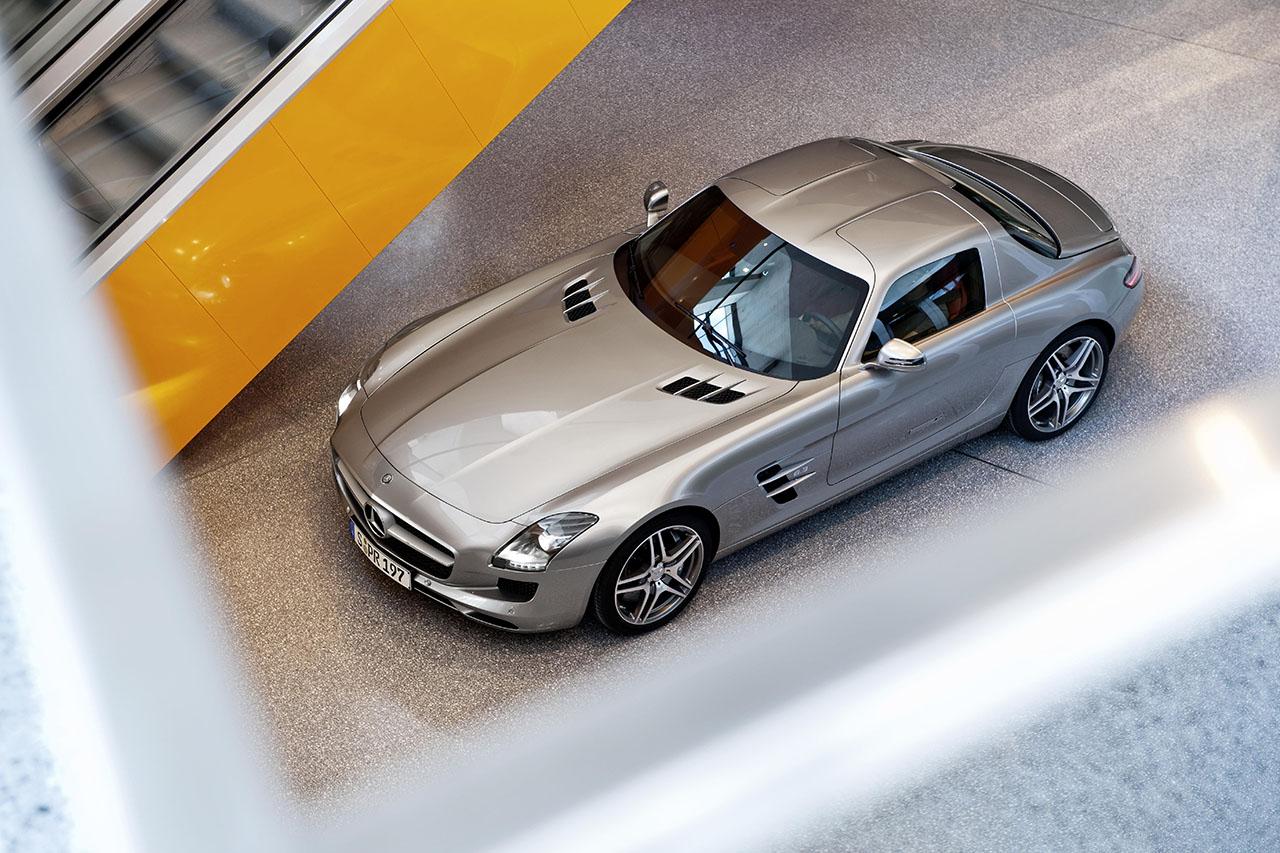 Постер на подрамнике Mercedes-208