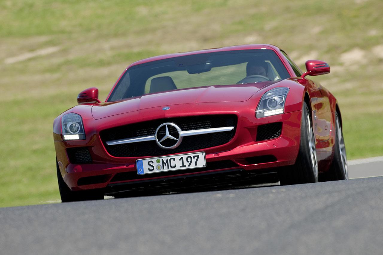 Постер на подрамнике Mercedes-216