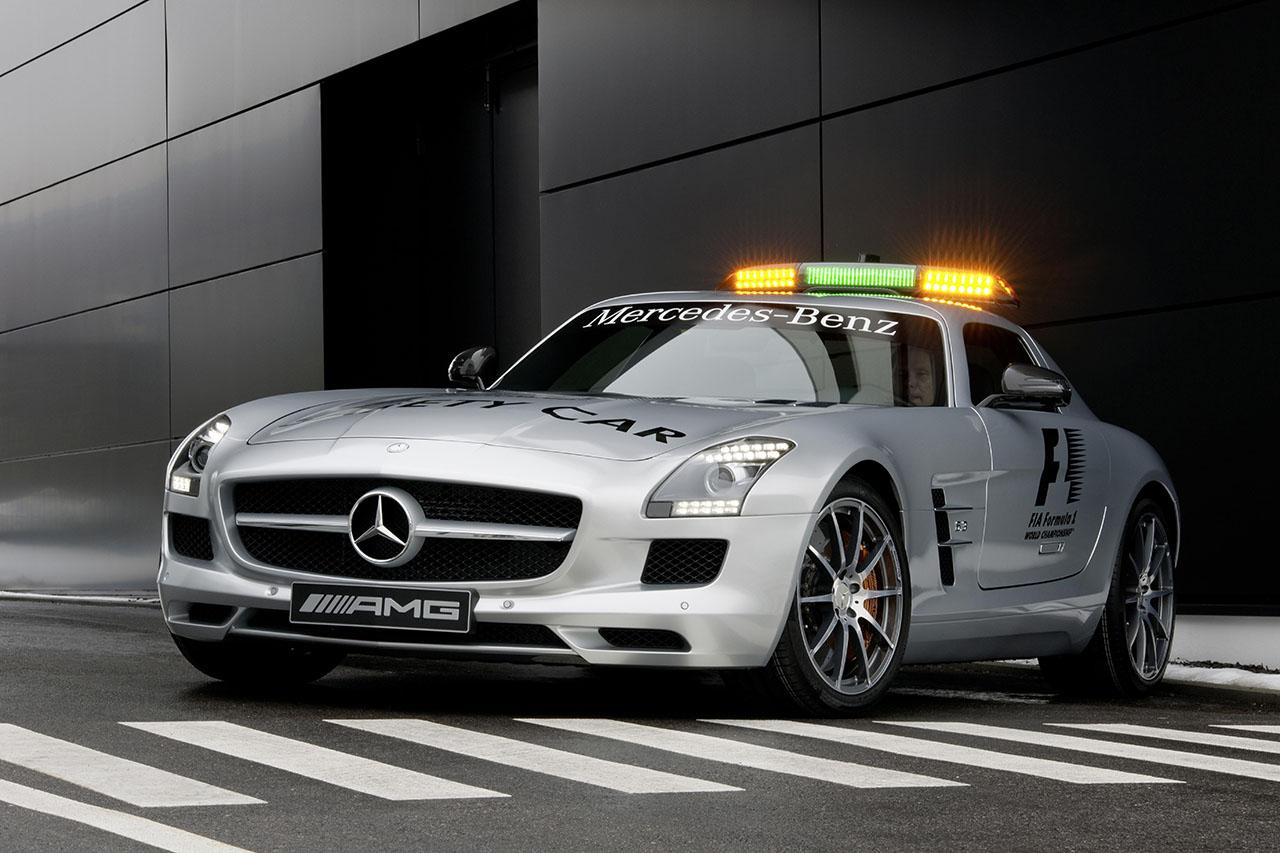 Постер на подрамнике Mercedes-232