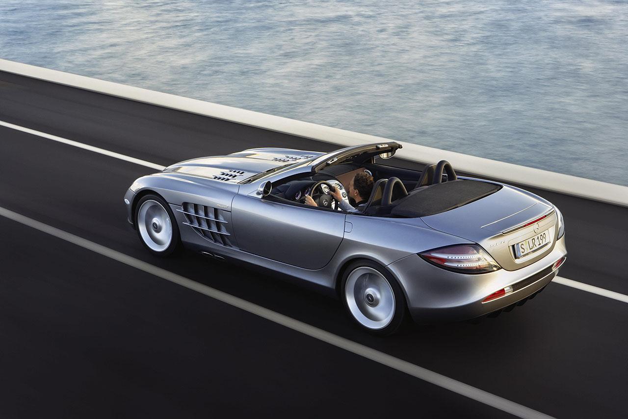 Постер на подрамнике Mercedes-246
