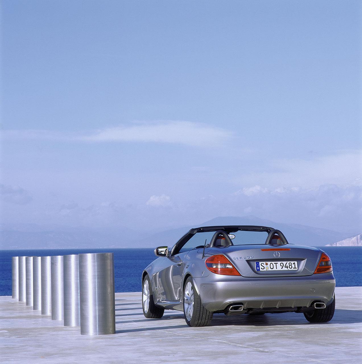 Постер на подрамнике Mercedes-251