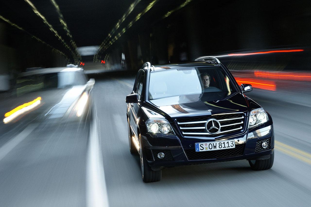 Постер на подрамнике Mercedes-305