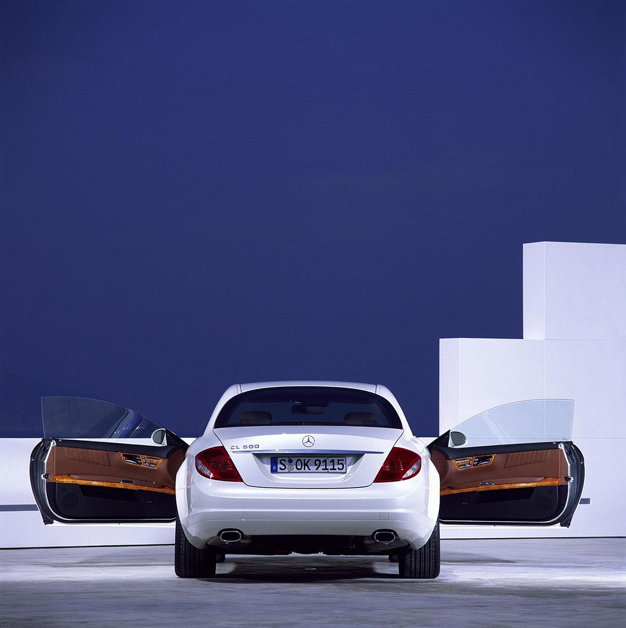 Постер на подрамнике Mercedes-401